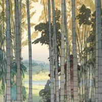Yoshida Hiroshi Bamboo Grove 1939