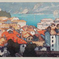 Yoshida Hiroshi Lugano 1925
